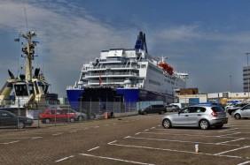 Hafen in Ijmunden