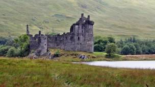 Kilchurn Castle...