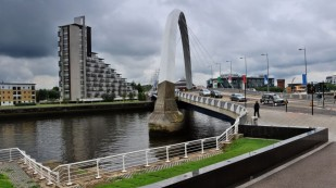 Finnieston Bridge