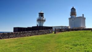 """Automatische """"Leuchte"""" und ursprünglicher Turm"""