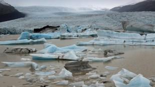 Gletschersee Fjallsarlon...