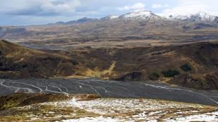 ...Richtung Tindfjallajökull