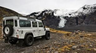 Lavamassen am Eyjafjallajökull