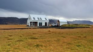Blick Richtung Eyjafjallajökull