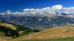 Auf dem Col de Valbelle