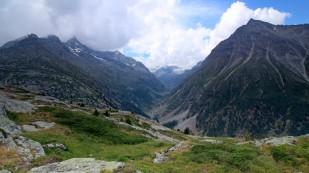 Panorama auf 2.252 m Höhe