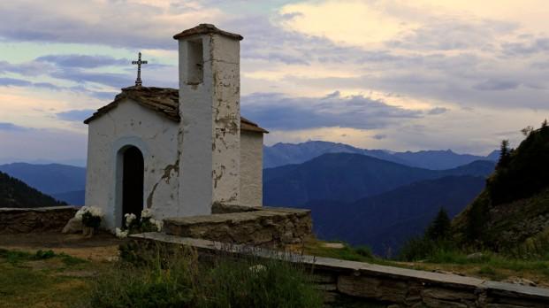 Kapelle am Refugio