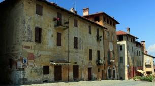 ... und alten Häusern