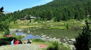 Lago Bagnour