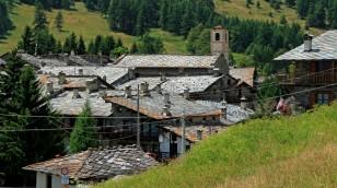 Chianale eines der schönsten Dorfer Italiens...