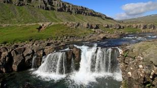 Mal wieder ein Wasserfall...