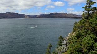 Aussicht vom Trail Middle Head