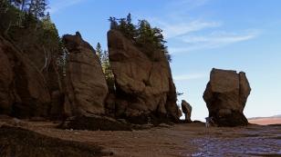 Hopewell Rocks...