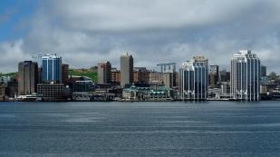 Skyline von Halifax