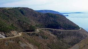 Cabot Trail gen Süden