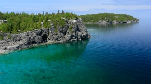 Bruce Peninsula National Park...