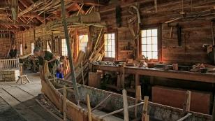 Bootsbau wie er einmal war