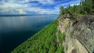 Ebenfalls dort: Thunder Bay Lookout