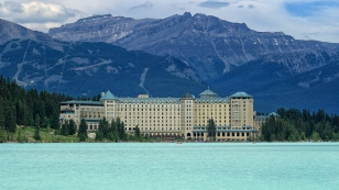 Hotel Fairmont Chateau am Lake Louise