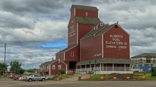 Kunstgalerie im ehemaligen Getreideheber