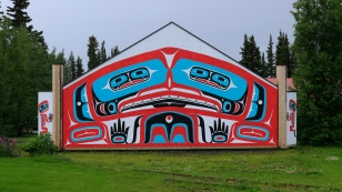 George Johnston Museum in Teslin