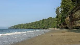 ...und am Mystic Beach
