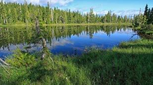 Ein Seenparadies überall