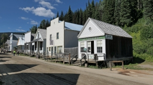 In Barkerville...