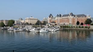 Um den Inner Harbour