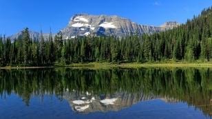 Der kleine Summit Lake