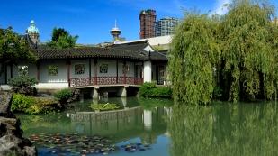 Dr. Sun Yat-Sen Classical Chinese Park - ein Ort der Stille