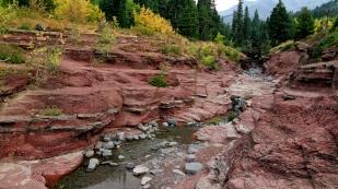 Eisenoxid im Red Rock Canyon