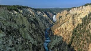 Der Grand Canyon...
