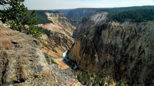 ...of Yellowstone