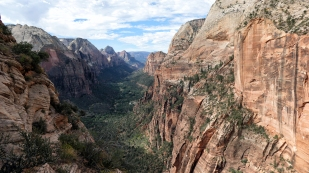 Canyon vom Angels Landing