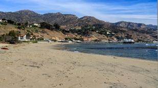 Malibu Beach ist...