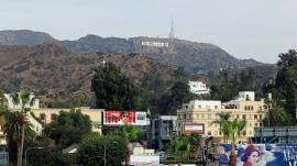 Willkommen in Hollywood...