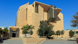 Postmodern und erdbebensicher: Cathedral of Our Lady of the Angels