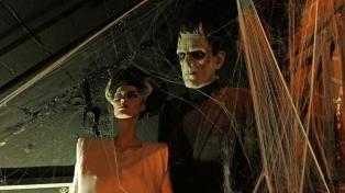...bei Frankenstein...