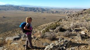 Das Valley vom Mount Ryan aus