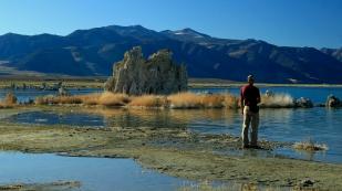 Am Mono Lake...