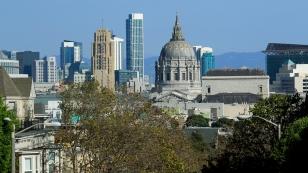 Blick zur City Hall
