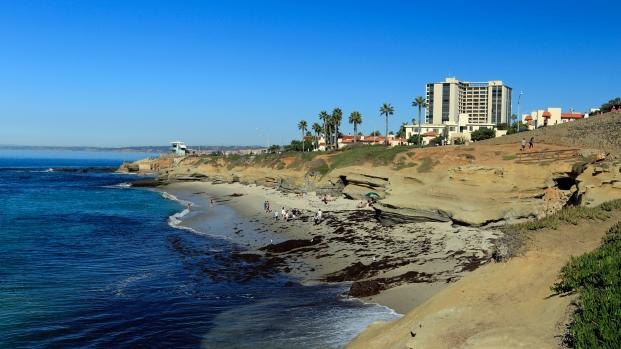 Bucht von La Jolla