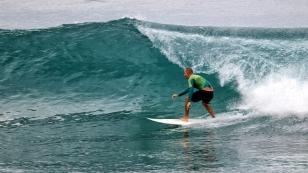 Ein Surferparadies...