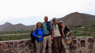 Mit lieben Reisefreunden