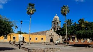 Die älteste Mission der Baja