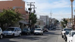 Mexikanisches Straßenbild