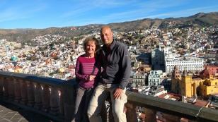 ...und eine tolle Aussicht vom Mirador