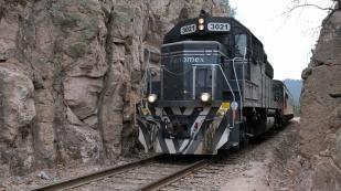 Der Ferrocarril Chihuahua Pacifico
