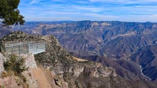 Der Canyon vom Mirador